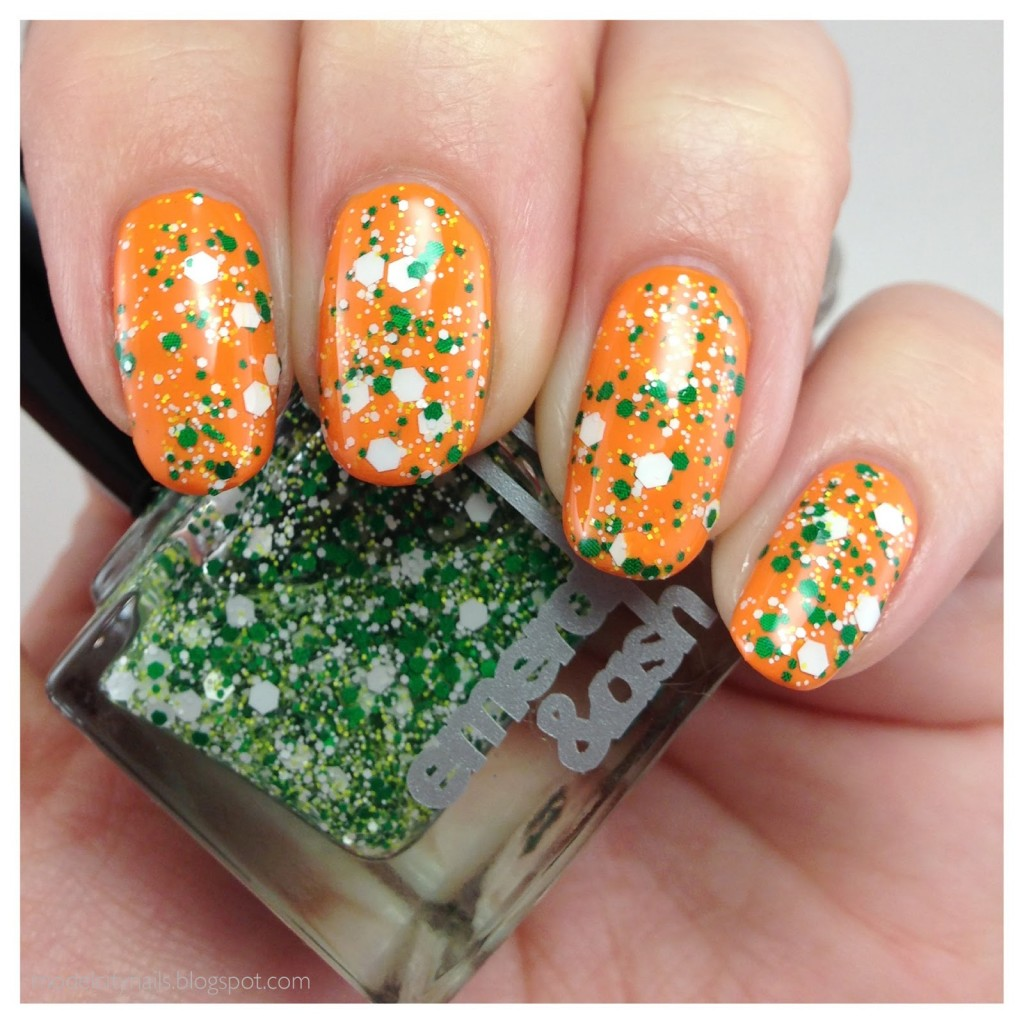 Avon Orange Creamsicle and Emerald & Ash Deconstructed Daisy