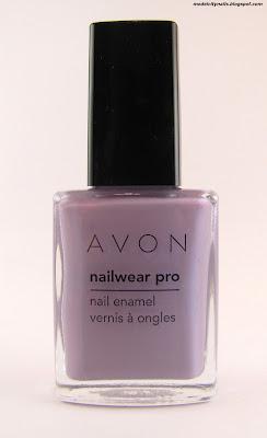 Avon Loving Lavender and Perception Nail Lacquer Unicorn Farts