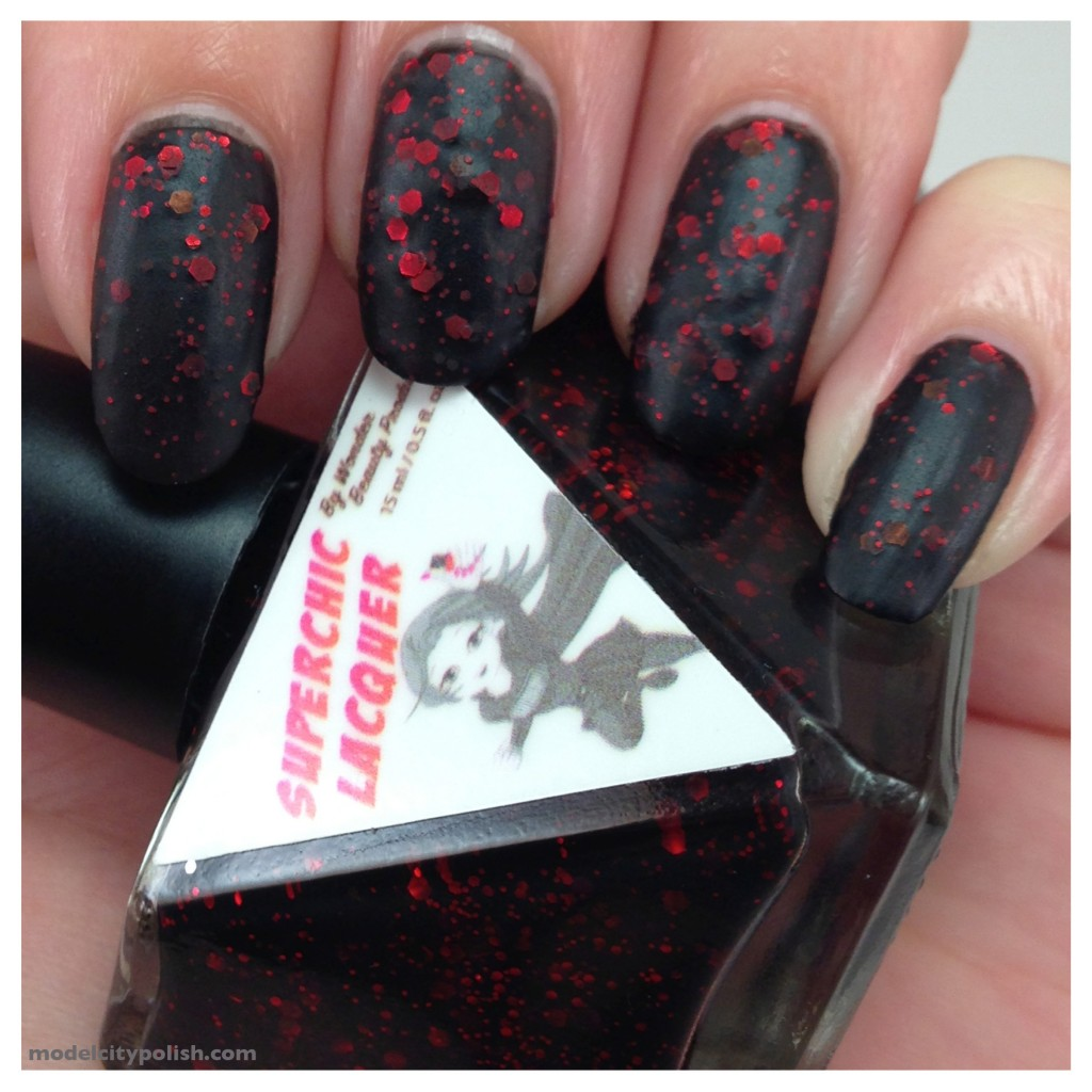 Superchic Lacquer Grunge Glam Part 1