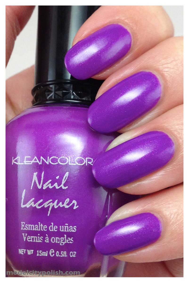 Neon Purple 2