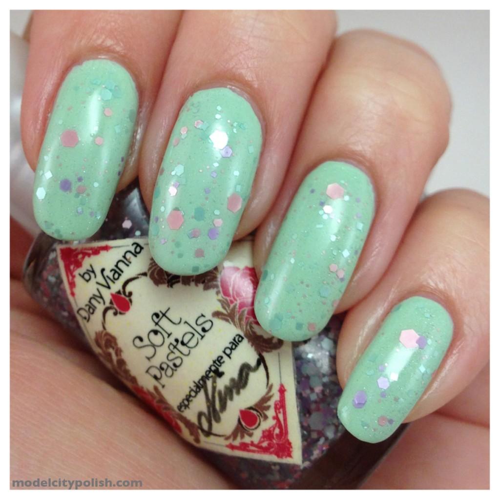 Mint Manis for Talia Joy