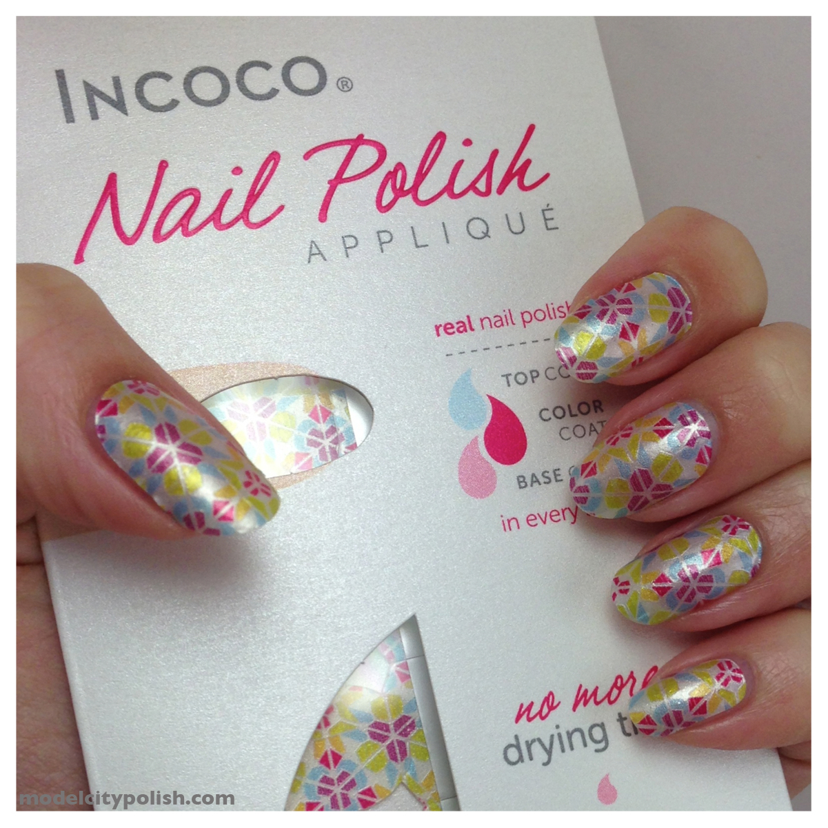 Incoco Nail Polish Strips Giveaway