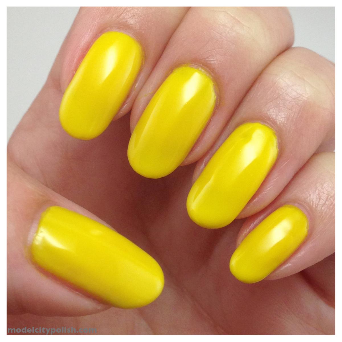 Neon Yellow 4