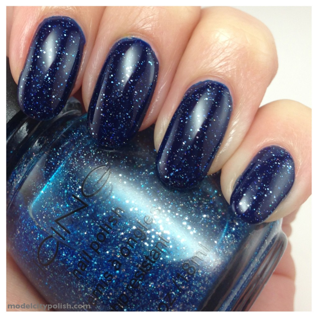 Kleancolor Neon Sapphire and Icing Starlight