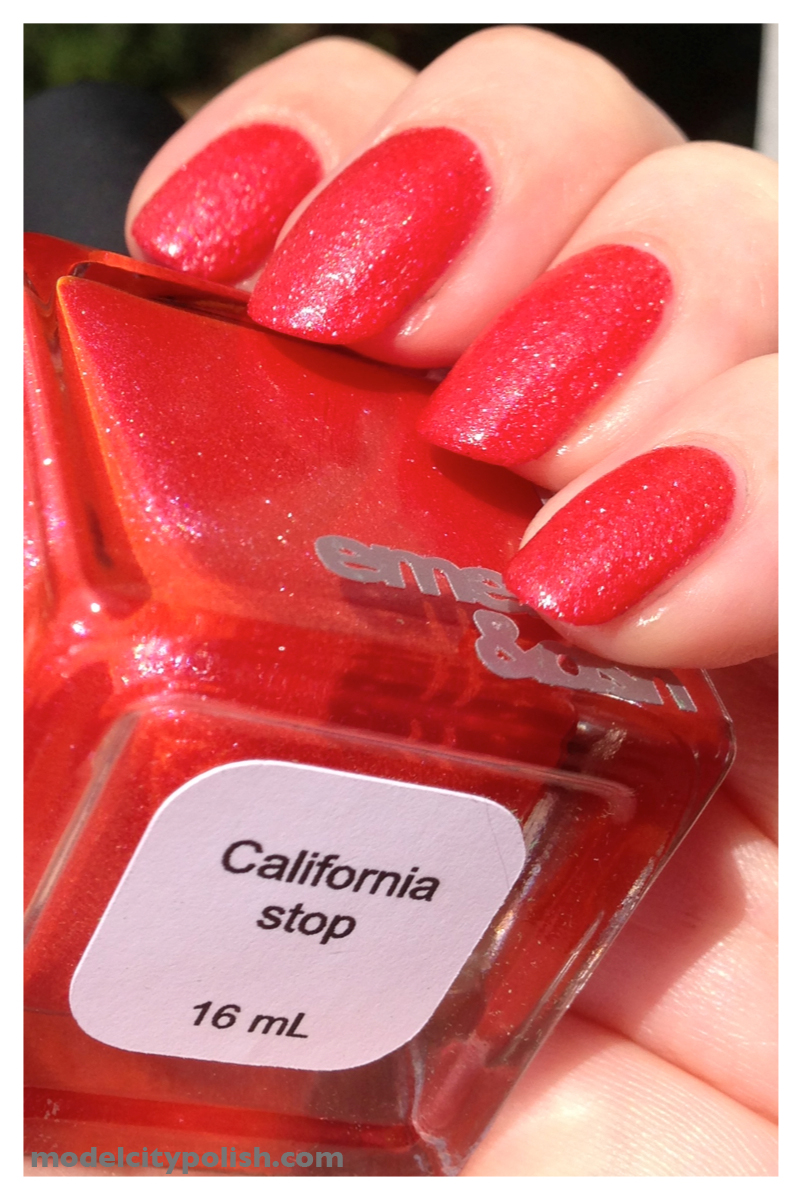 California Stop 5