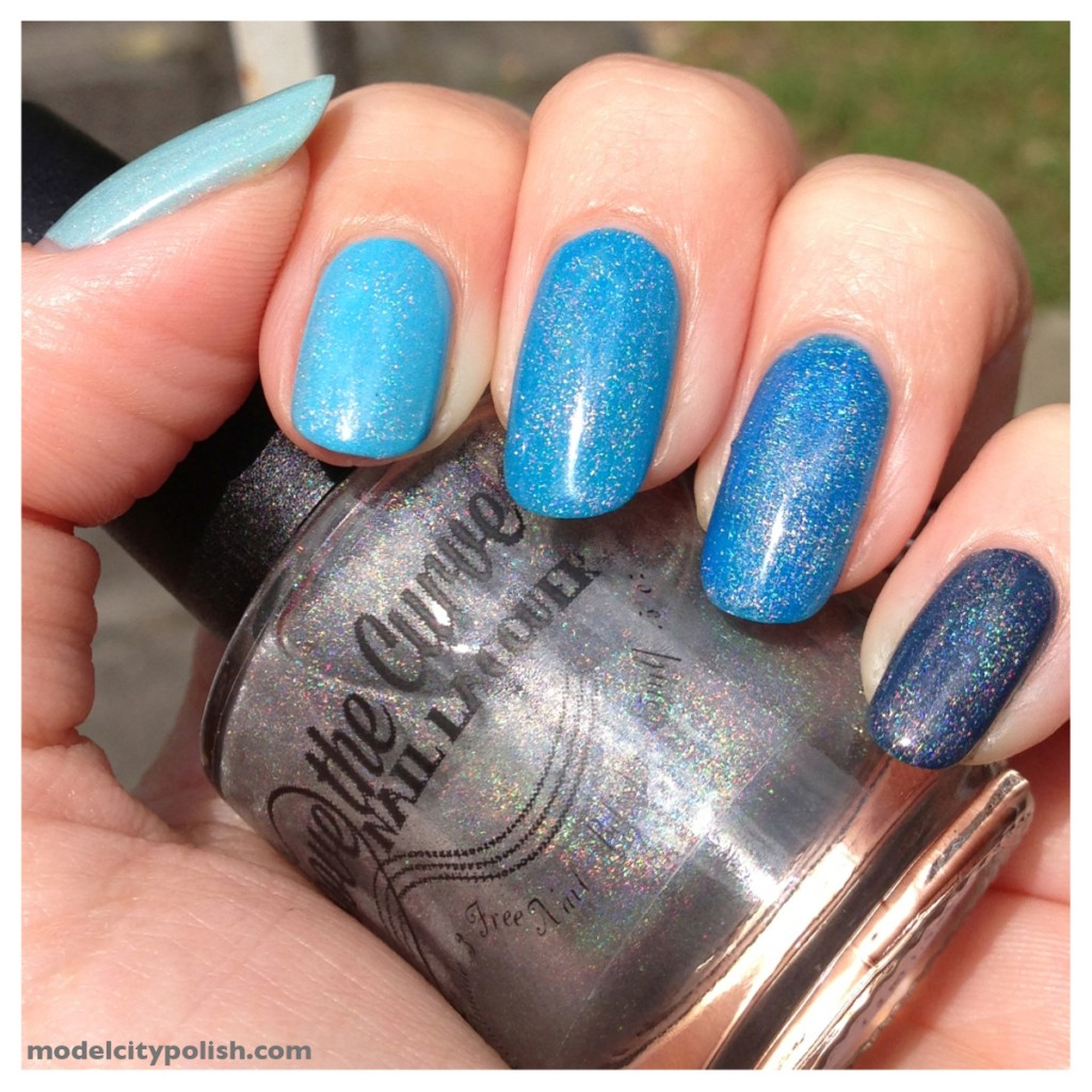 Throwback Thursday – Ombre Nails