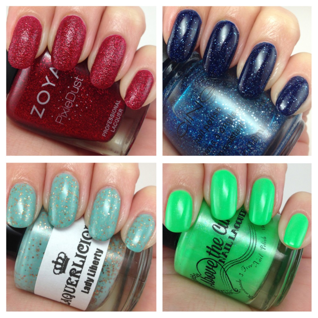 August Month End Favorites