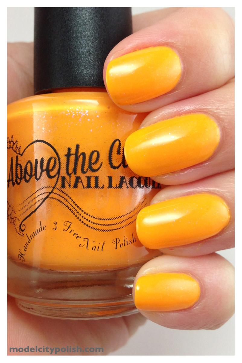 Neon Orange 2