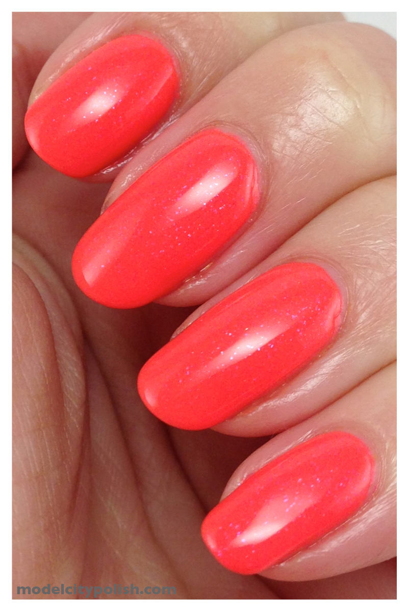 Neon Red 3