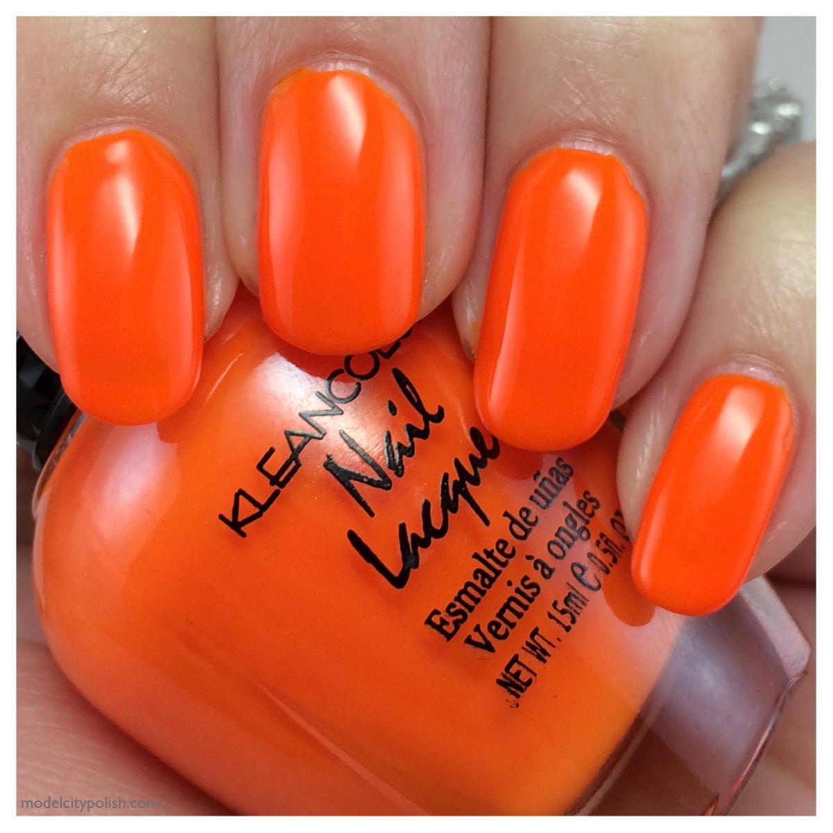 Neon Orange 1