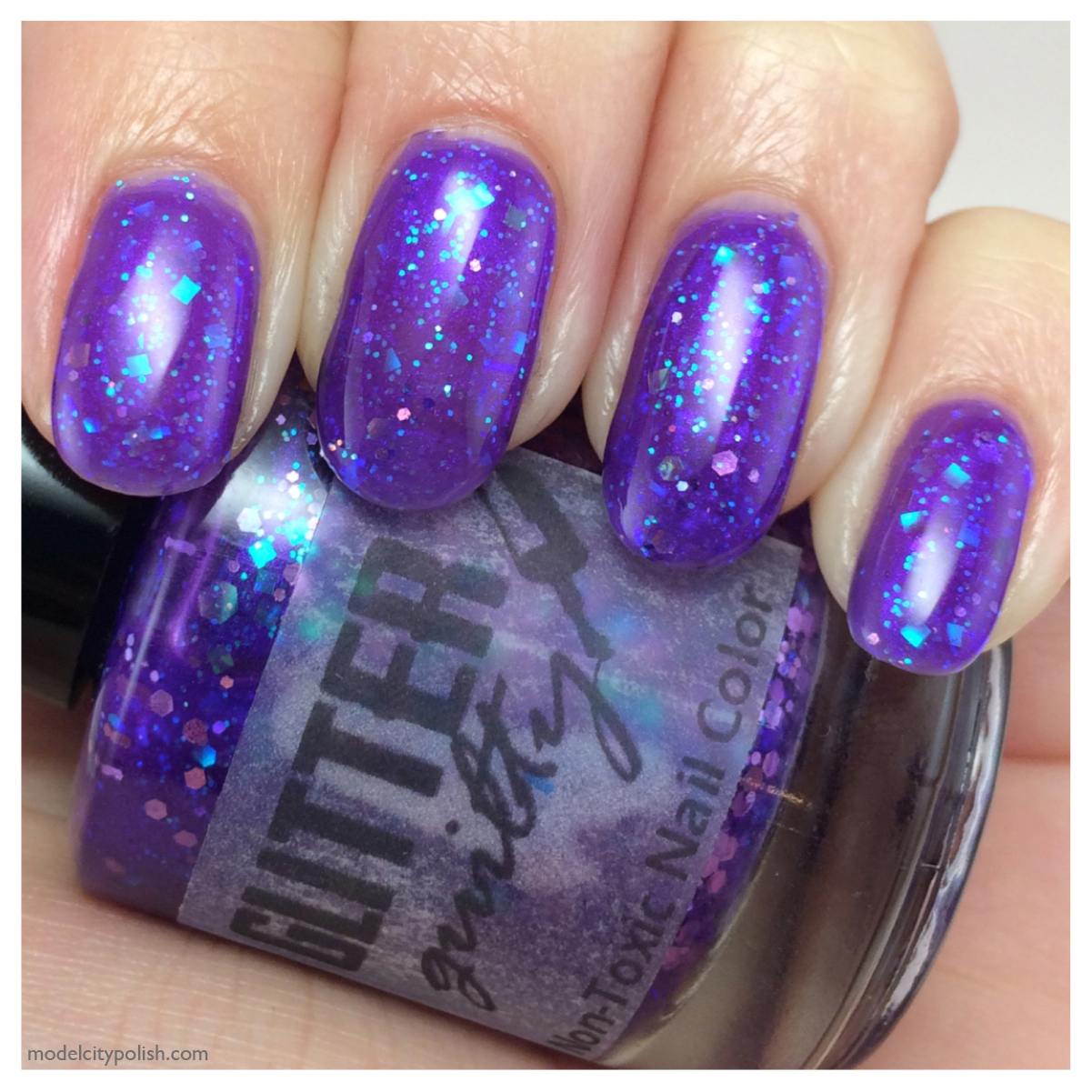 Violet Vixen 1