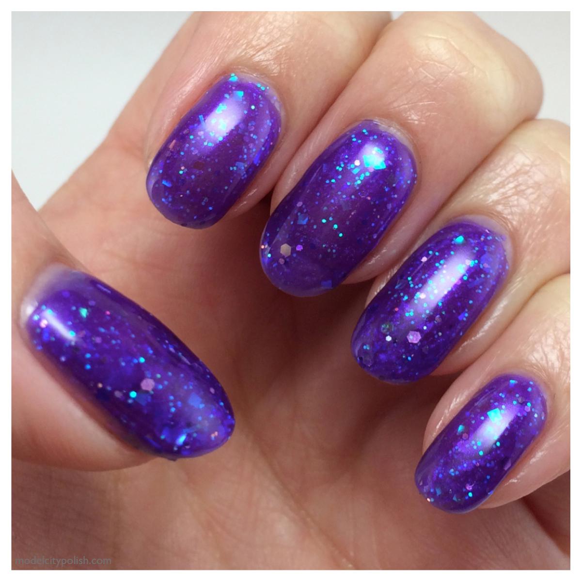 Violet Vixen 4