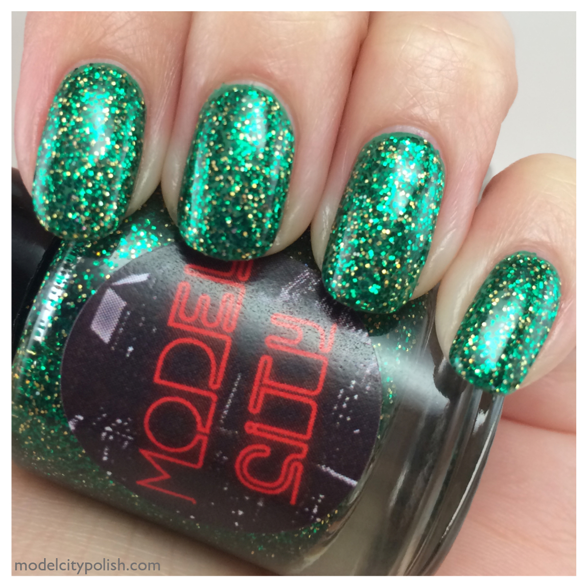 Emeralds & Gold 1