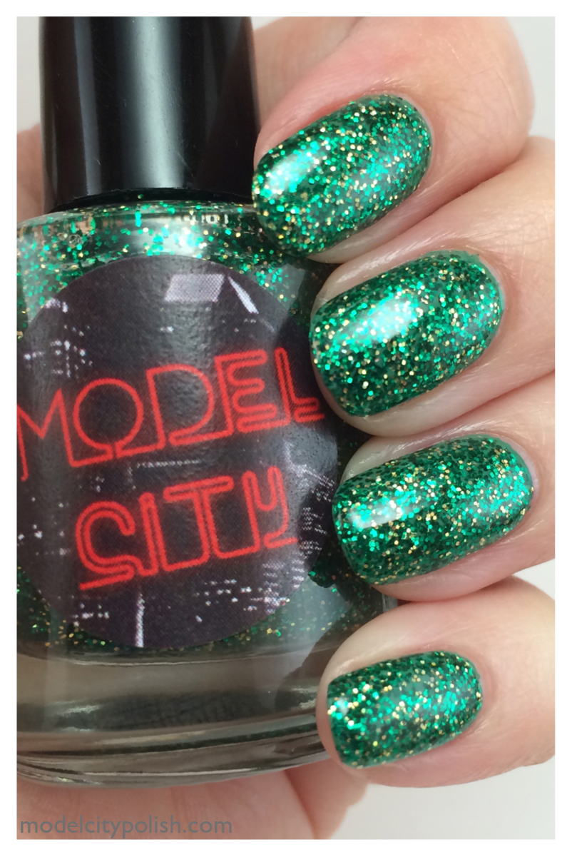 Emeralds & Gold 2