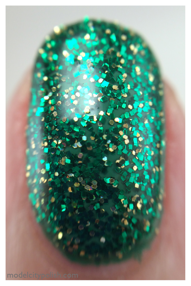 Emeralds & Gold 6