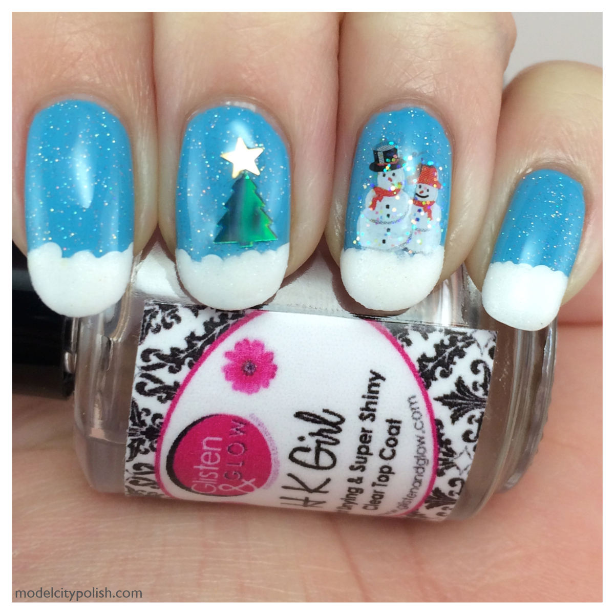 Winter Nails 1