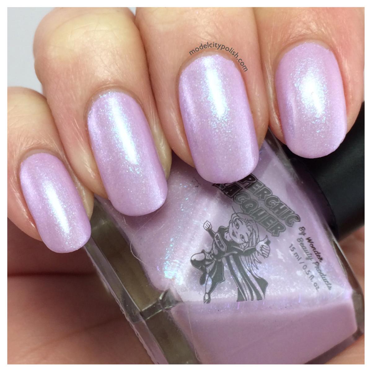 Shrinking Violet 1
