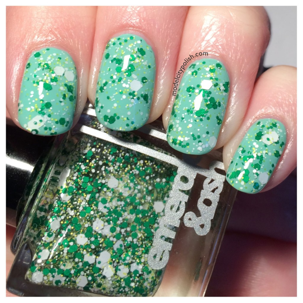 Emerald & Ash Deconstructed Daisy and Julep Dianna