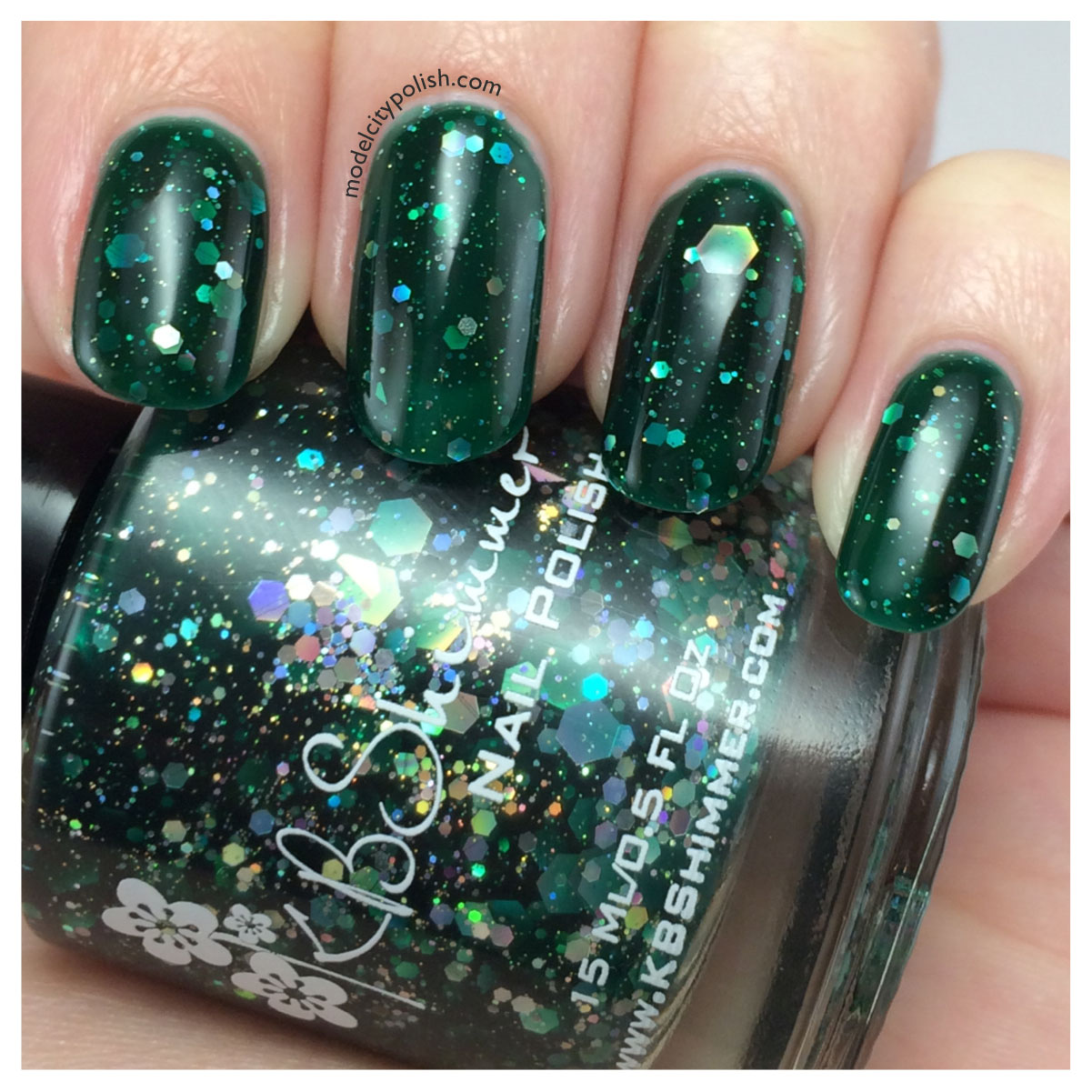 Green Hex And Glam 1
