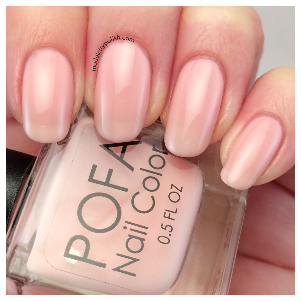 POFA Nail Color Summer Collection Part 1