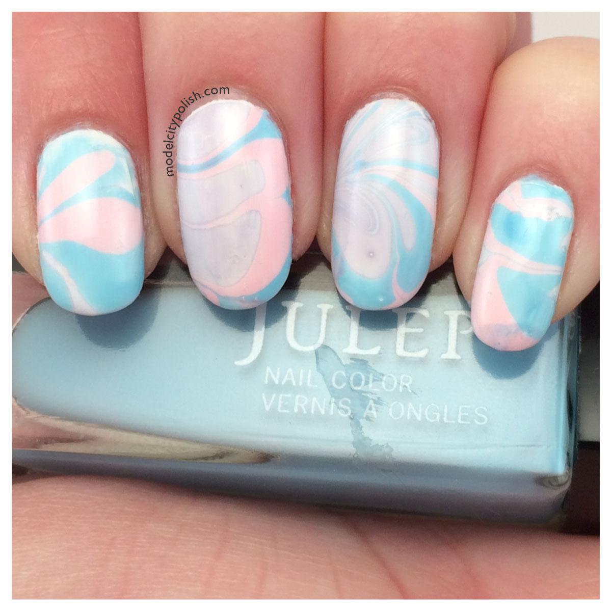 Pastel Water Marble 1