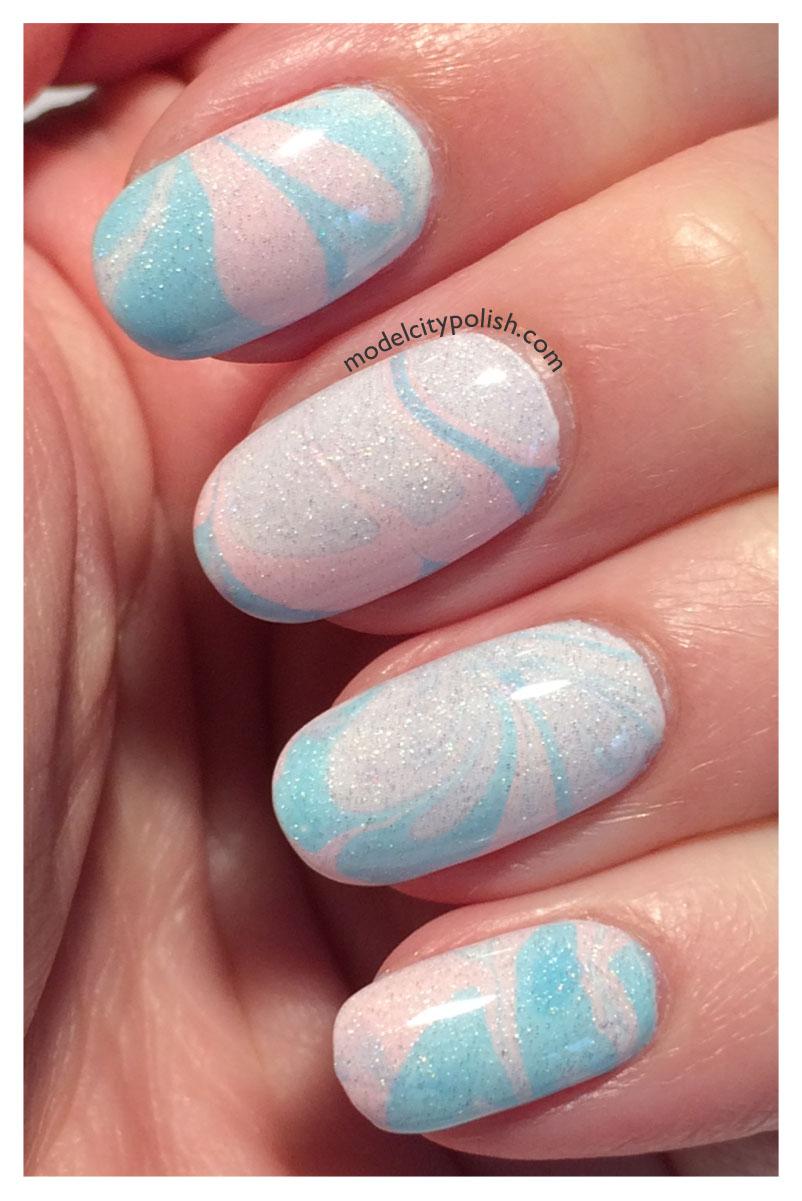 Pastel Water Marble 7