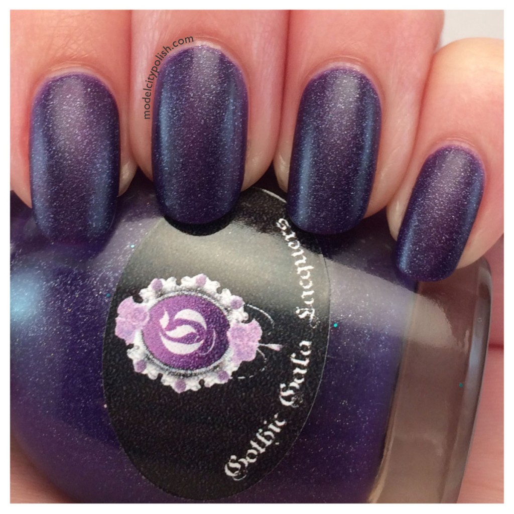 Gothic Gala Lacquers Kiss Me Deadly Part 2