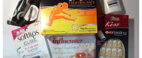 Spring Fling VoxBox