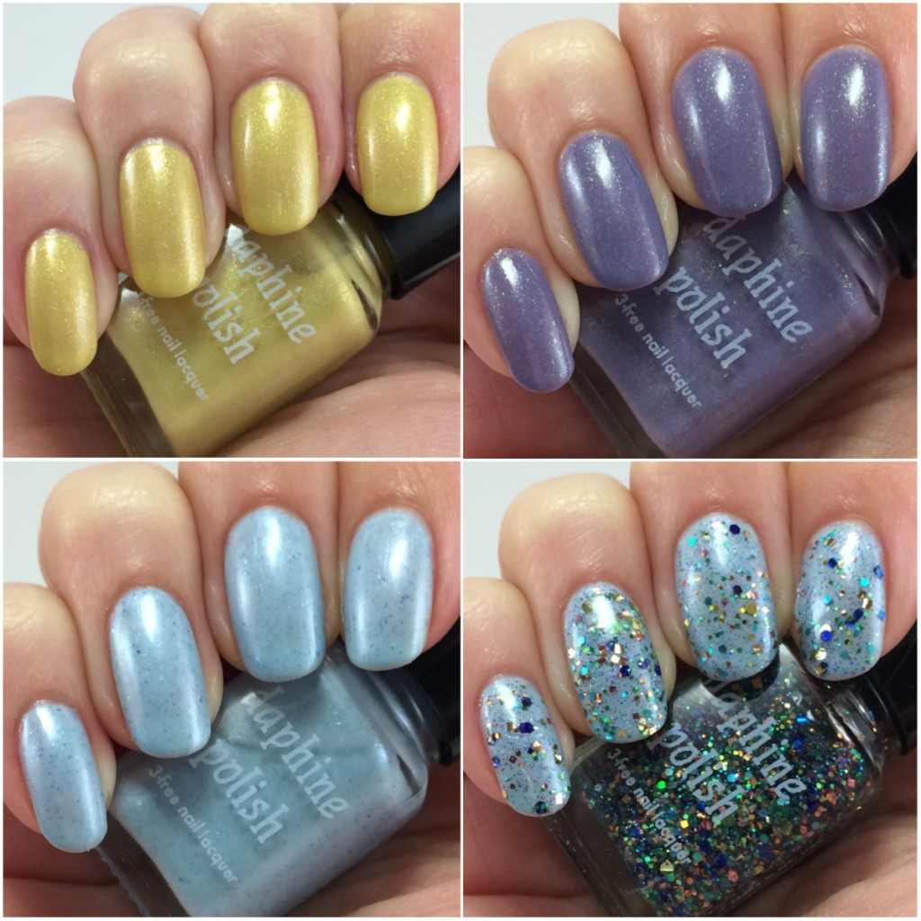 Daphine Polish His Dark Materials Collection 2