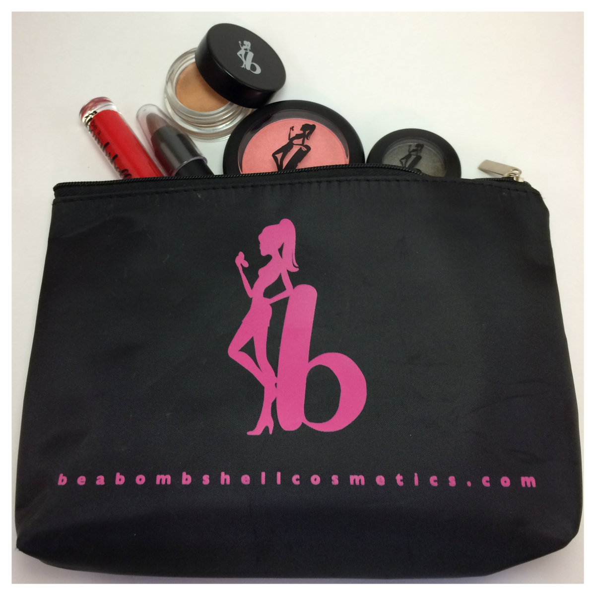Be A Bombshell Cosmetics