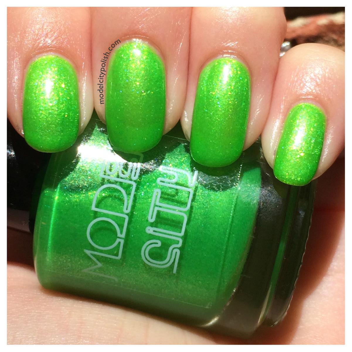 Green Monster 1