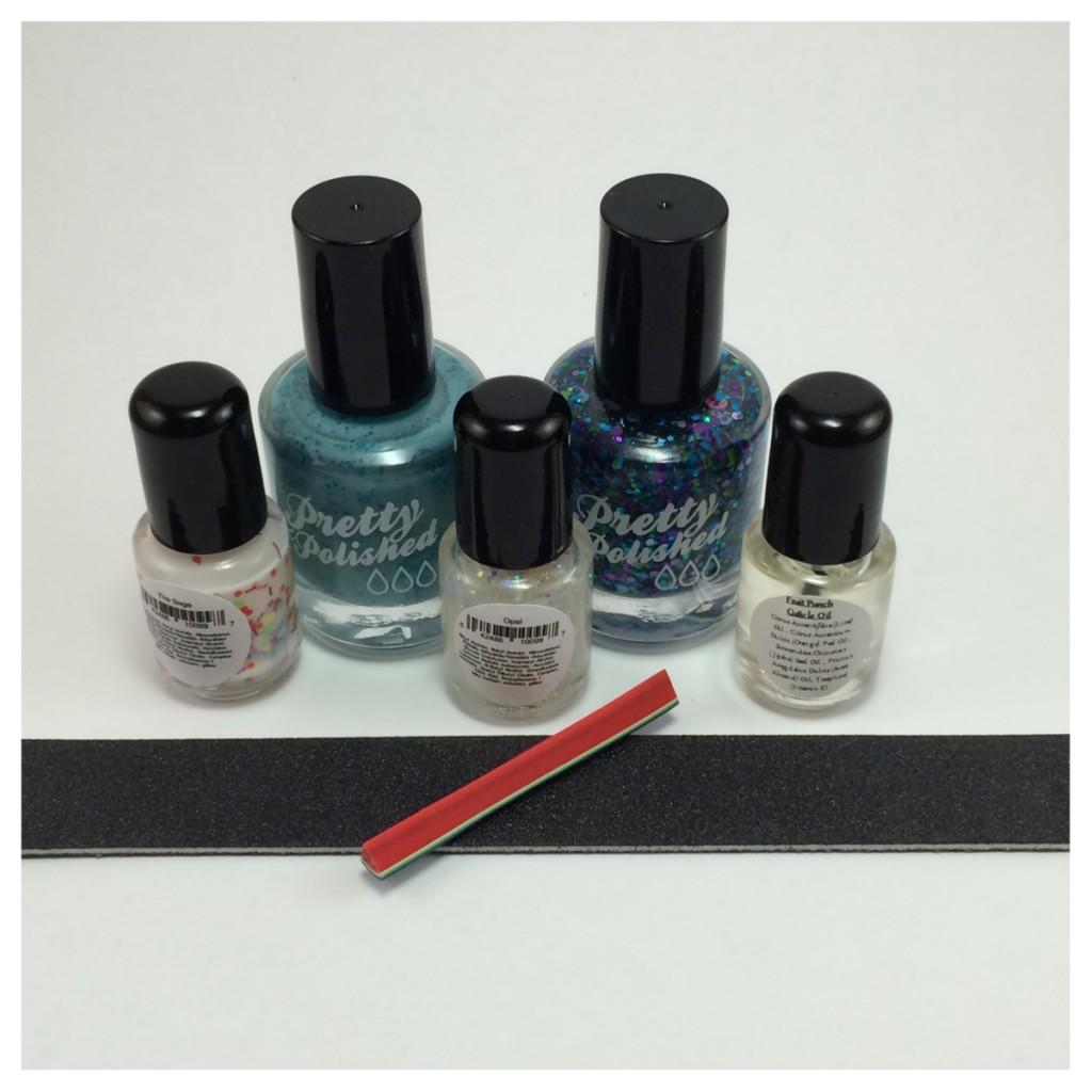 Pretty & Polished August Beauty Box