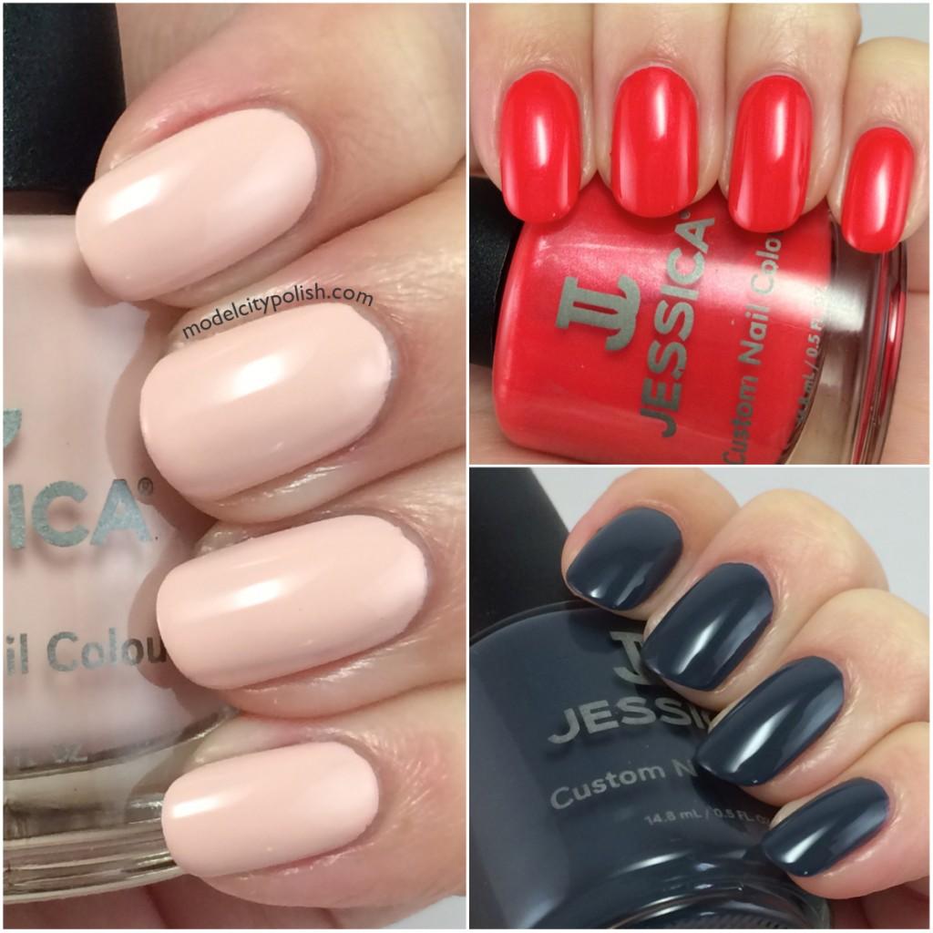 Jessica Cosmetics Autumn In New York Part 1
