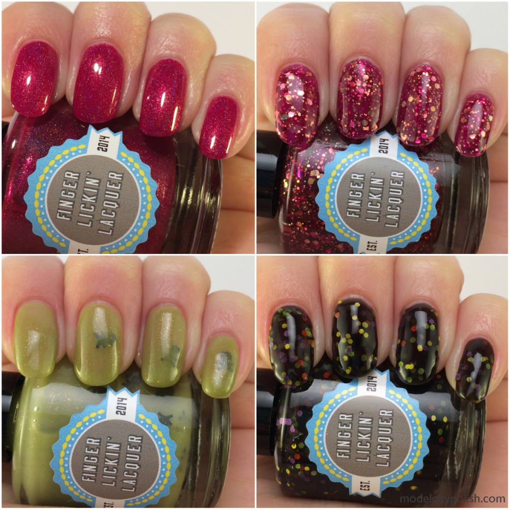 Finger Lickin' Lacquer Fall for FLL Collection Part 2
