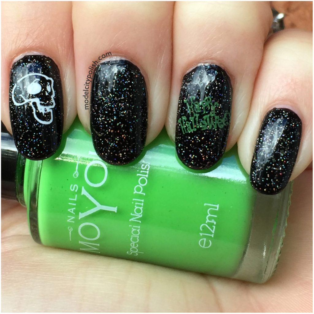 Happy Halloween – MoYou Nails