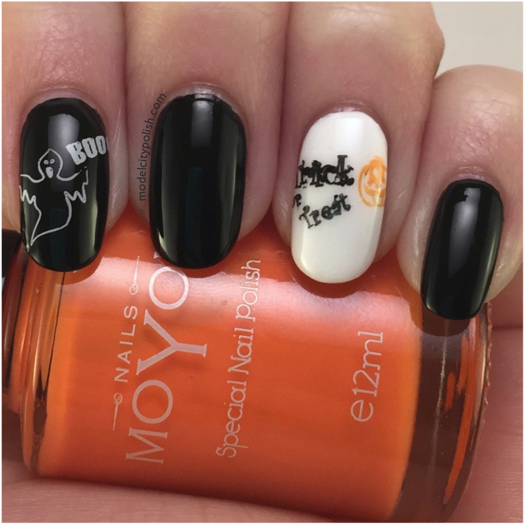 Trick or Treat – MoYou Nails
