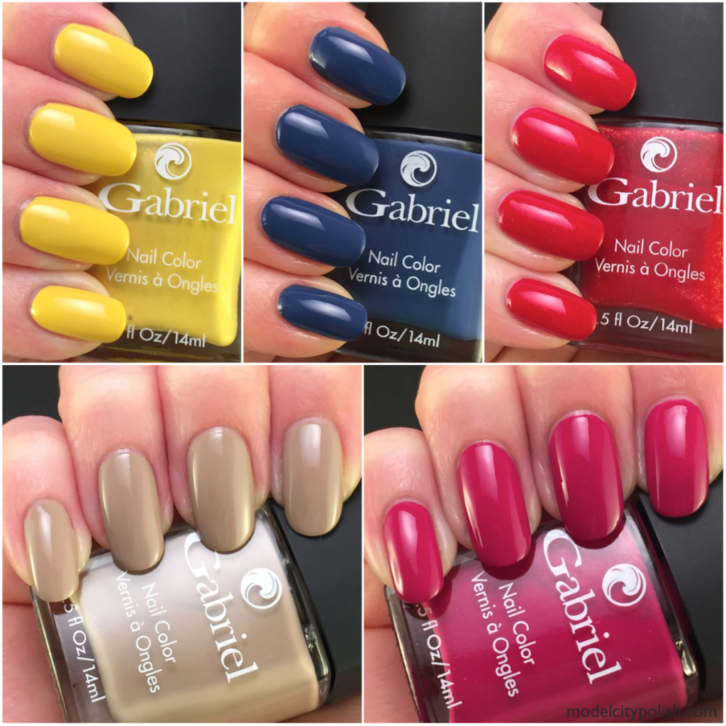 Gabriel Cosmetics Color BLOCKade Collection