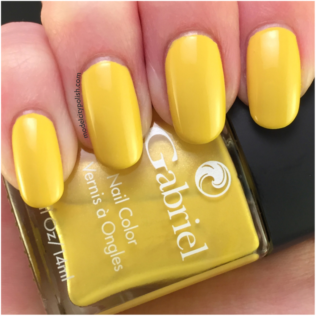 Golden Yellow 1