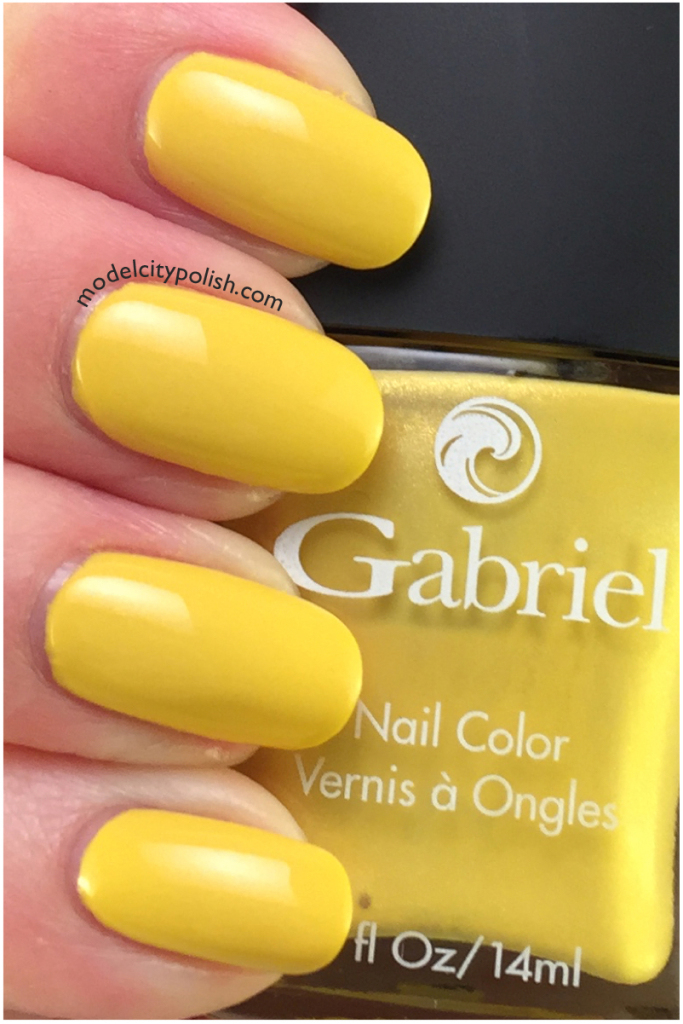 Golden Yellow 2
