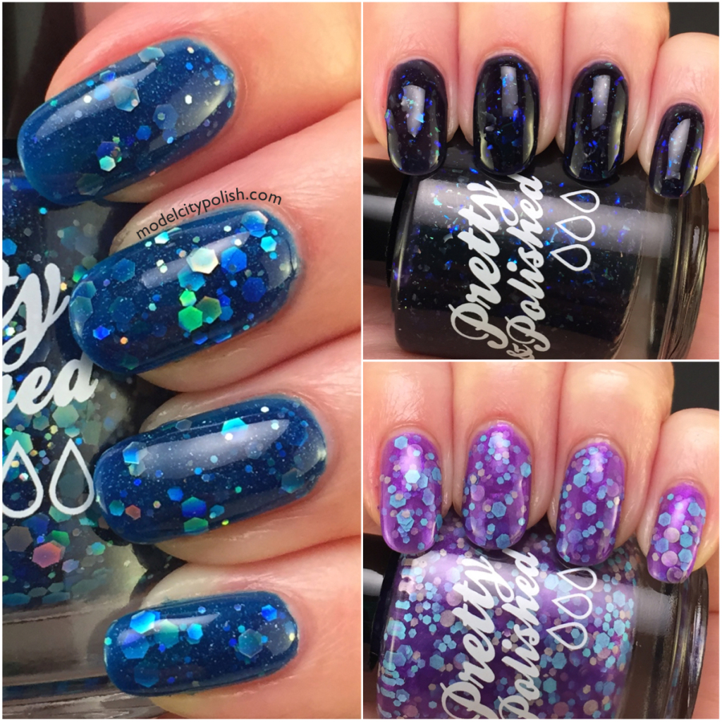 Pretty & Polished Winter Collection 2014 and Boulder Opal Part 2