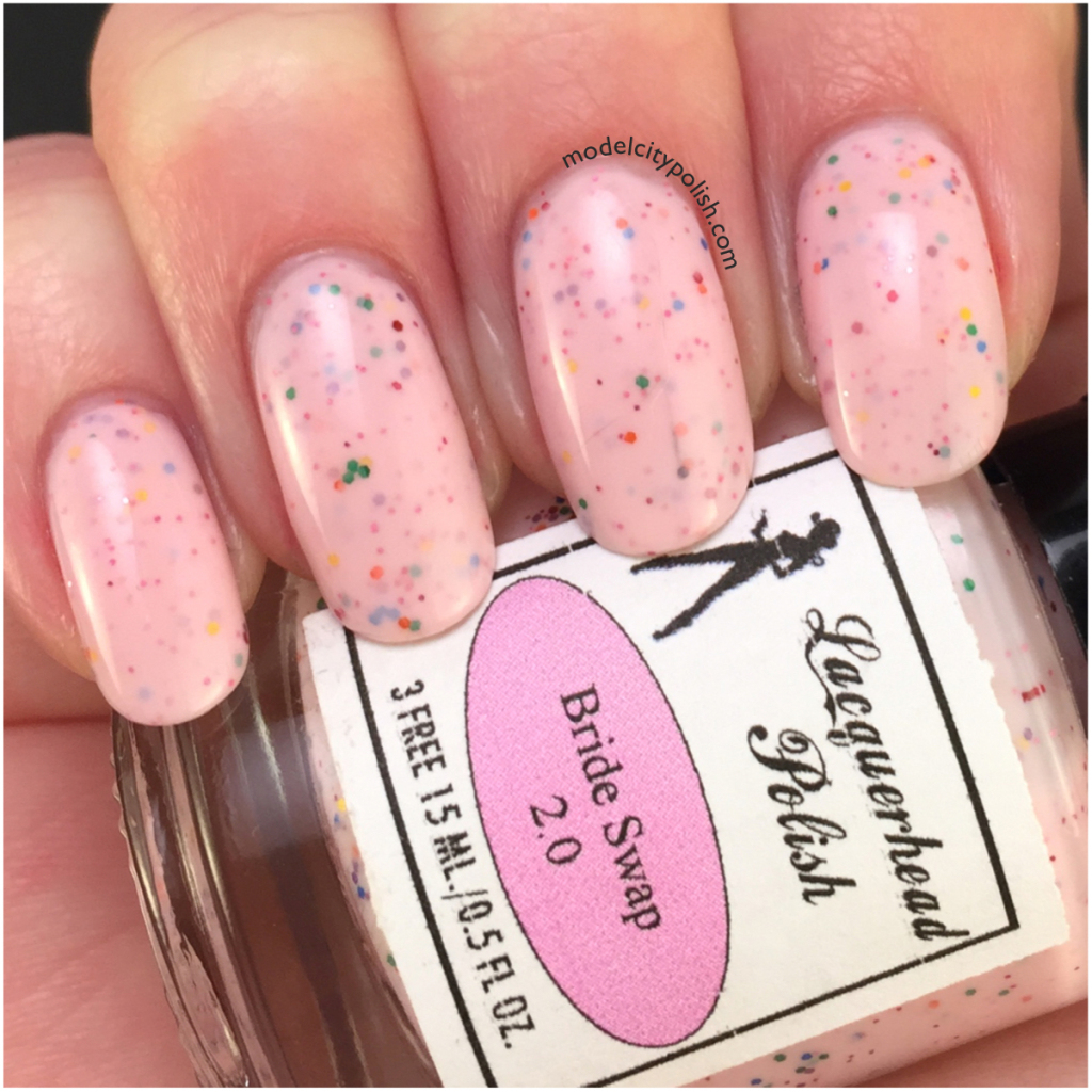Lacquerhead Polish Bride Swap 2.0