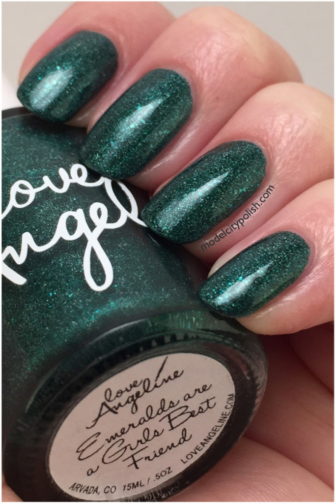 Emeralds are a Girls Best Friend 4