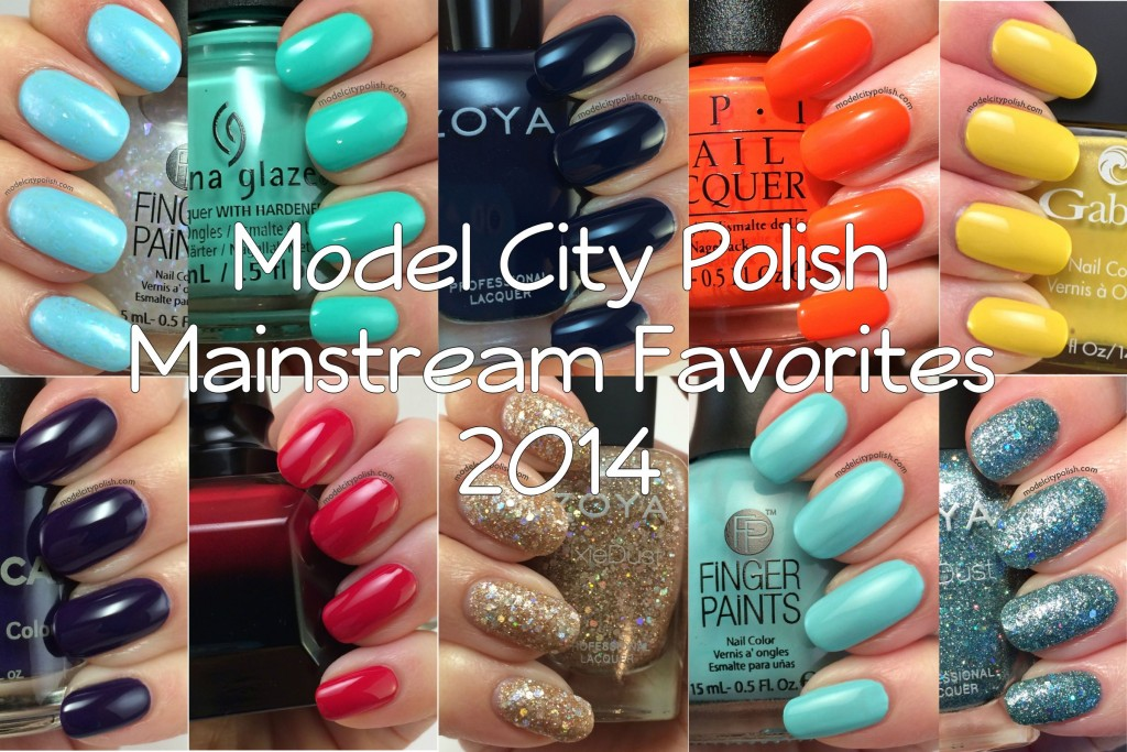 My Favorite Mainstreams for 2014