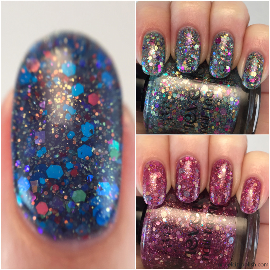 Reverie Nail Lacquer Jelly Trio