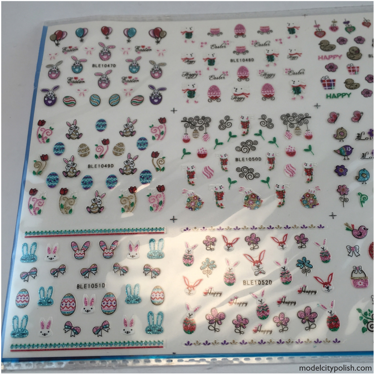 Nail Decals 2