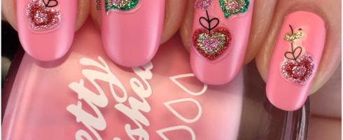 Glitter Hearts 1