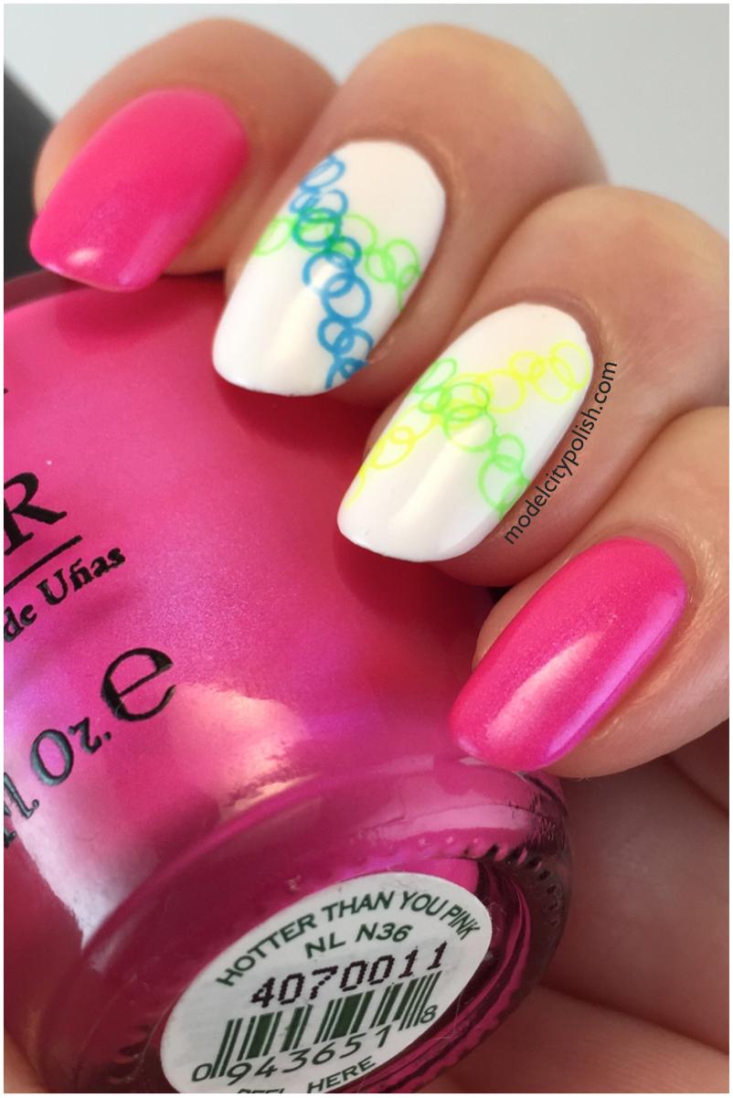 Neon Swirl 4