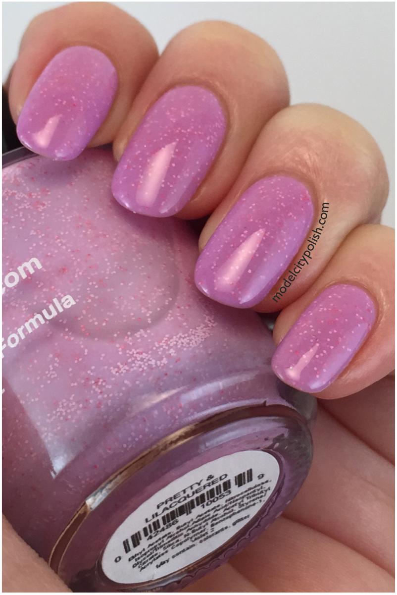 Pretty & Lilacquered 4