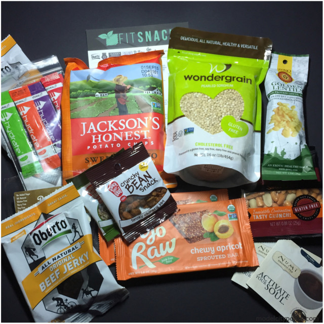 Fit Snack May 2015