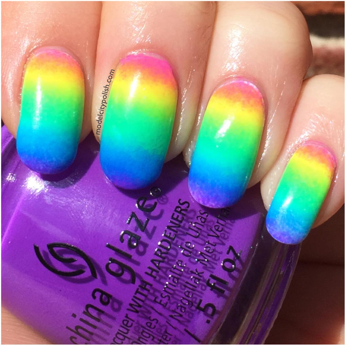 Neon Rainbow 1